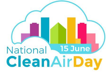 Clenair Air Cleaner clean air day taking steps to reduce air pollution
