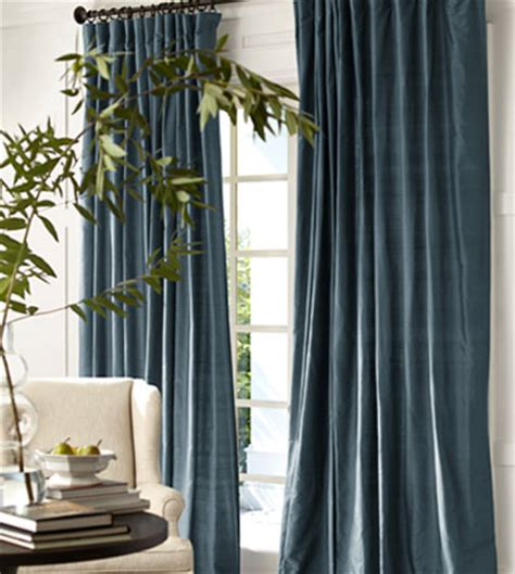 pottery barn how to hang drapes curtains drapes pottery barn