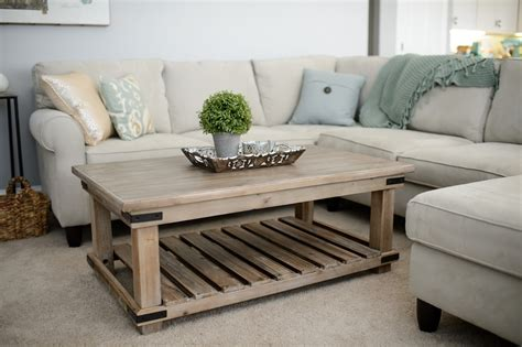 Hill Country Housewife A New Coffee Table New Coffee Tables
