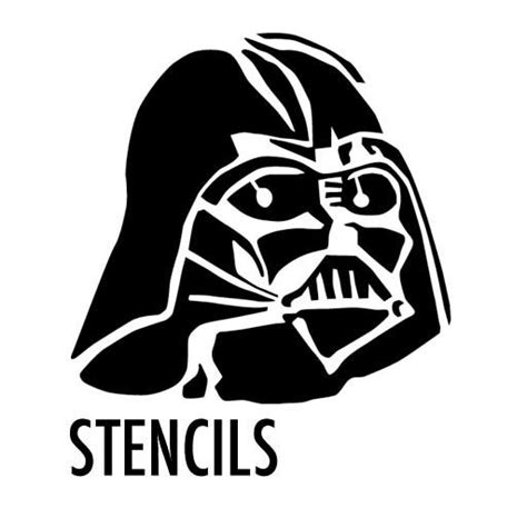 printable star wars pumpkin stencils spray paint stencils printable wars pumpkin stencil
