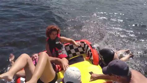 afv boat fails women fail at power boat tubing