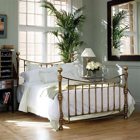 brass bedroom the beauty of brass and nickel plate beds