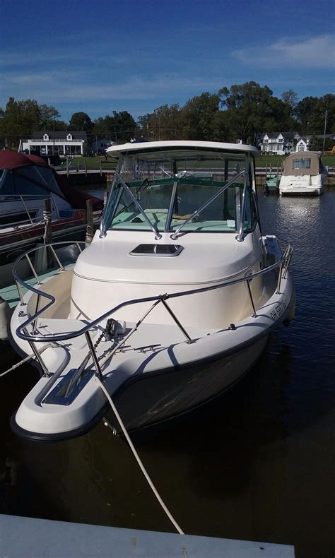 pursuit 2870 walkaround boats sale 1999 pursuit 2870 walkaround power boat for sale www