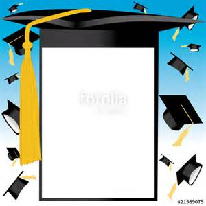 Graduation Background Templates by Quot Graduation Background Vector Quot Stock Image And Royalty