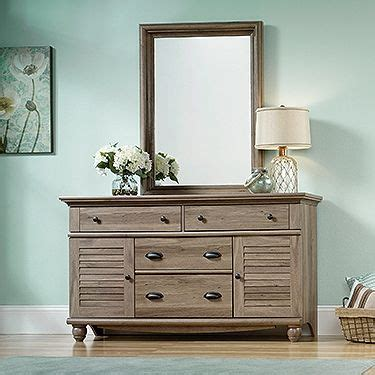 salt oak finish furniture  sauder images  pinterest bedrooms furniture storage