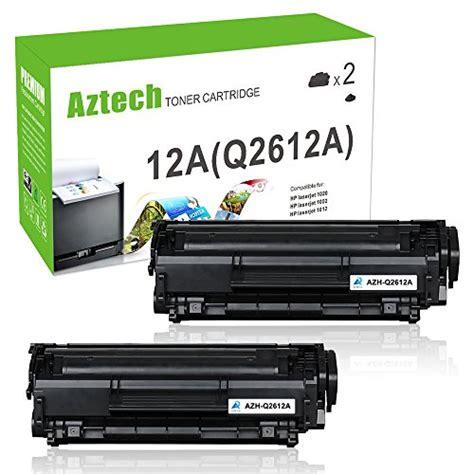 Remanufacture Toner 12a Printer Hp Laserjet 1010 1020 aztech q2612a 12a toner compatible for hp 12a q2612a toner