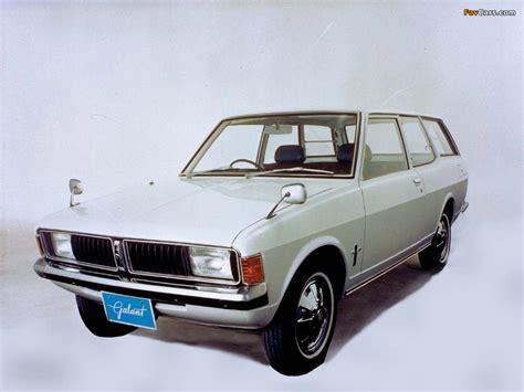 mitsubishi colt 1970 mitsubishi colt galant station wagon 3 door i 1970 73