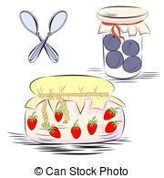 vasi marmellata vasi marmellata set frutta bacca set frutta