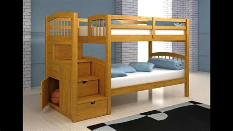 loft bed plansbunk bed plans step  step   build
