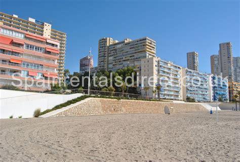 appartments in benidorm rent apartment in benidorm poniente beach pintor sorolla