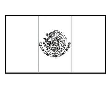 imagenes para colorear bandera de mexico im 225 genes de la bandera mexicana la bandera de mexico