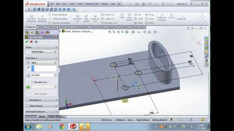 solidworks tutorial pdf for beginners solidworks tutorial beginner absolute beginner 2 step by