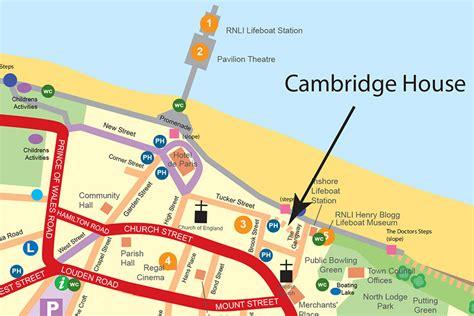 Norfolk Beach House - cambridge house guest house accommodation cromer norfolk england