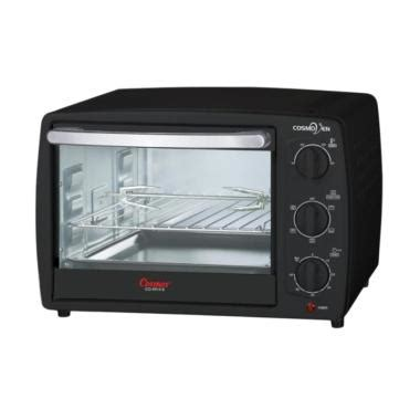 Oven Toaster Cosmos jual cosmos toaster co 9919r oven black harga