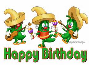 happy birthday green animated graphic funny happy birthday on birthday cake with name ruchi