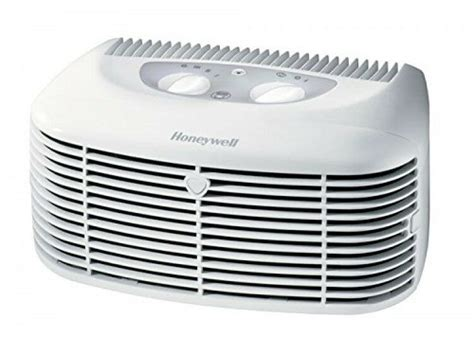 honeywell compact air purifier with permanent hepa filter hht 011 new 763615882590 ebay