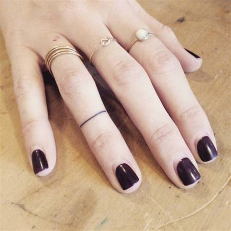 11 top ring finger tattoos 25 best ideas about ring finger tattoos on