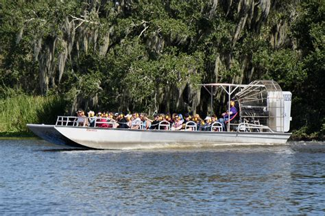 sw boat tour new orleans southern style airboat tours photos style and education