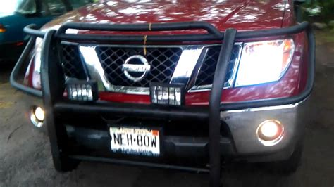 fog lights for nissan frontier 2011 free wiring