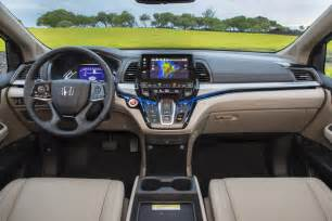 Honda Odyssey Interior by 2018 Honda Odyssey Minivans Are Still The Best Family Car