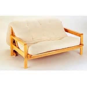 tonopah wooden futon sofa bed 2506 iem idollarstore