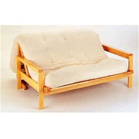 Wood Futon by Tonopah Wooden Futon Sofa Bed 2506 Iem Idollarstore