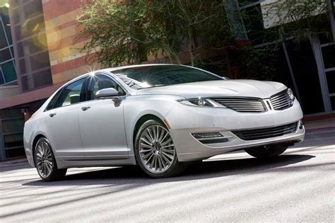 price of a lincoln mkz 2016 lincoln mkz pricing features edmunds