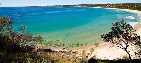 Scenic Town by Mollymook Ulladulla Escape To The Seaside