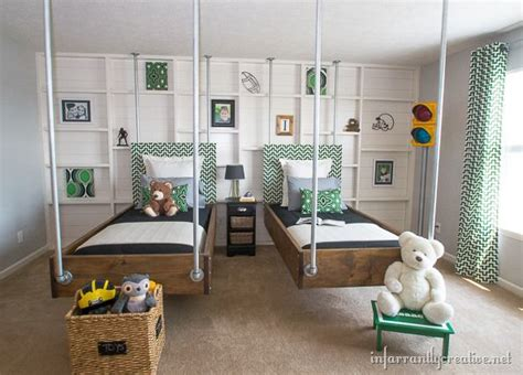 boys industrial bedroom boys bedroom decor green black industrial room reveal