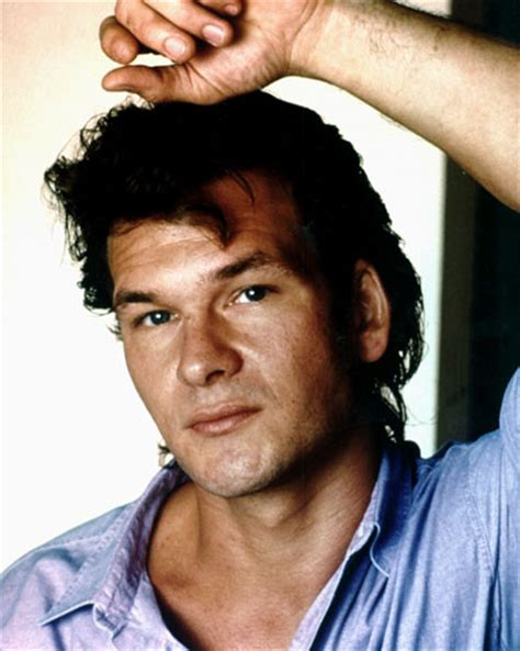 biography of cancer movie patrick swayze a life in pictures film the guardian