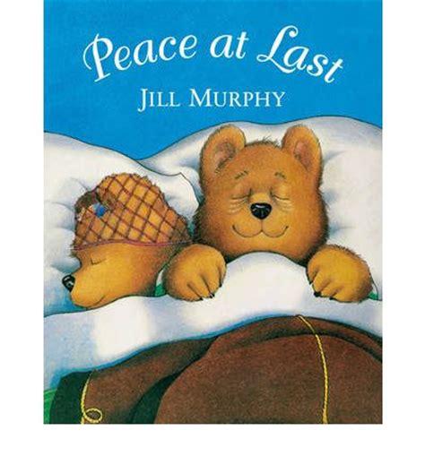 peace at last peace at last big book jill murphy 9780330511292