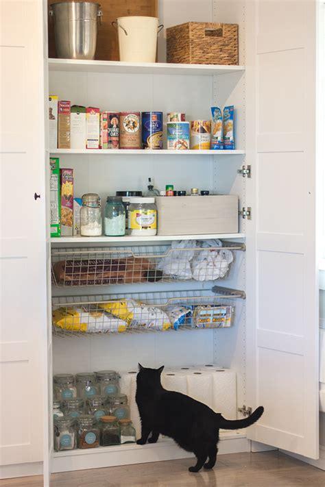 pantry ikea kitchen chronicles ikea pax pantry reveal jenna sue