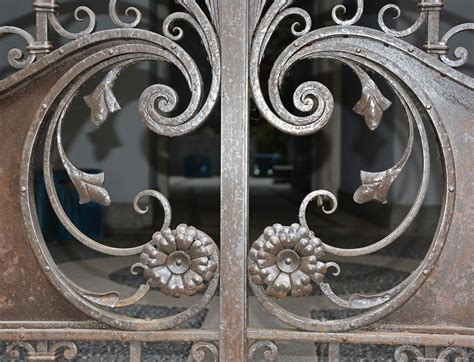 ferro battuto cancelli in ferro battuto ditta albano casale monferrato