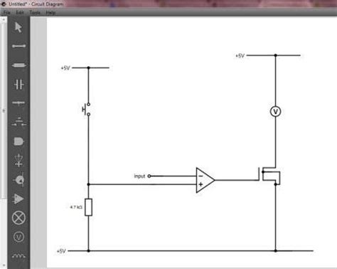 circuit diagram 프로그램 gt circuit diagram maker basic4mcu