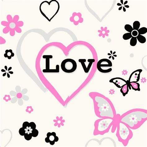 arthouse happy hearts flowers childrens kids bedroom wallpaper 533701 new love hearts flowers butterfly children kids girls