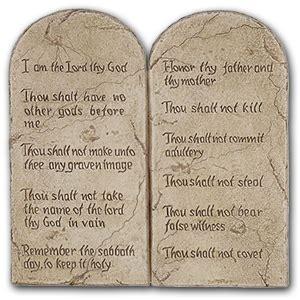 ten commandments tattoo ten commandments