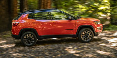 jeep compass trailhawk 2018 2018 jeep compass unveiled at la motor show here next