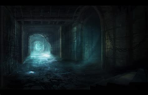 dungeon si鑒e dungeon passage by niltrace on deviantart