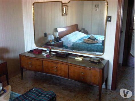 da letto usata napoli vendo mobili cant 249 da letto anni 50 in vendita