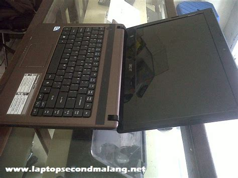 Jual Laptop Acer Aspire 4738z notebook acer aspire 4738z jual beli laptop second