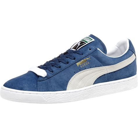 mens classic sneakers suede classic s sneakers ebay