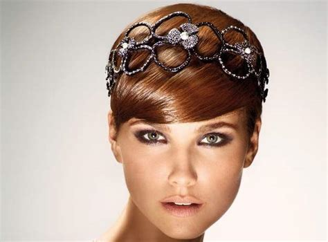 hairstyles with haedband accessories video 7 of the trendiest short prom hairstyles hairstyle album