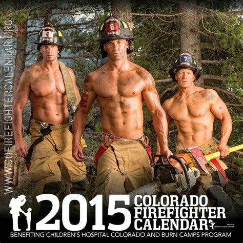 Calendrier X Fighters 2016 Get Your 2015 Colorado Firefighter Calendar Now The Cover