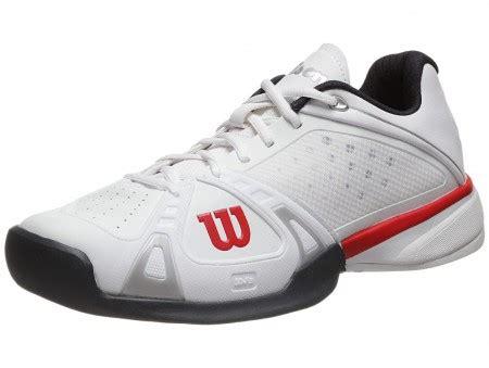 wilson tennis shoes india wilson pro white coal