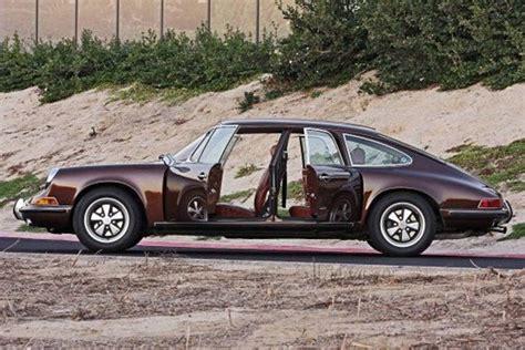 porsche cars 4 door porsche 911 4 door one off prototype by troutman barnes