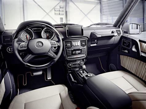 mercedes g class interior 2016 2016 mercedes g class release date