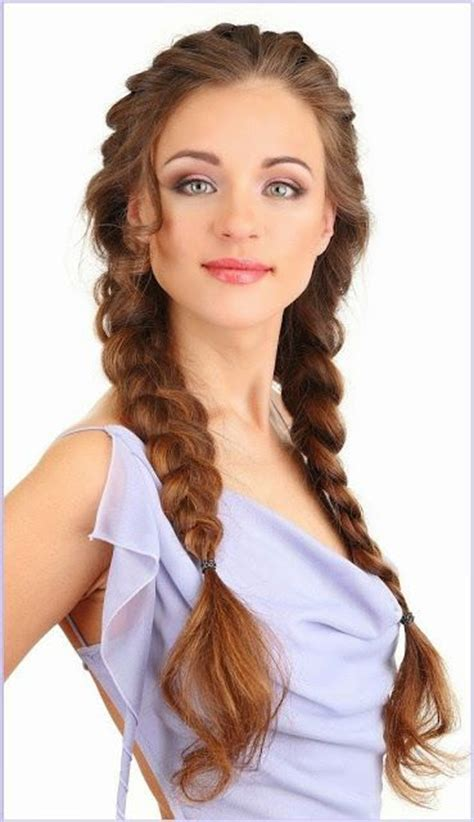 different hairstyles of girl 6 different hairstyles for girls easy and simple
