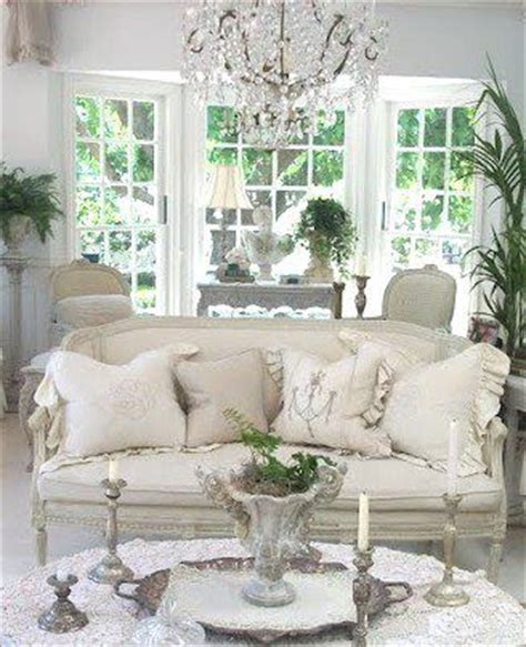living room whitewashed cottage chippy shabby chic french