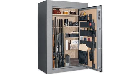 cannon safe shelves cannon safes essential to gun home safety gearexpert