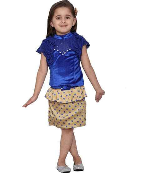 Blue Set Top Skirt Import be blue skirt top set buy be blue skirt top
